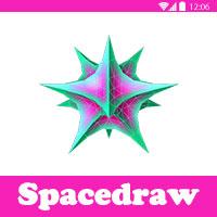 برنامج رسم ثلاثي الابعاد spacedraw افضل برنامج للرسم الهندسي