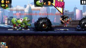 طريقة لعب لعبة زومبي تسونامي العاب زومبي تسونامي - تحميل لعبة zombie tsunami للاندرويد