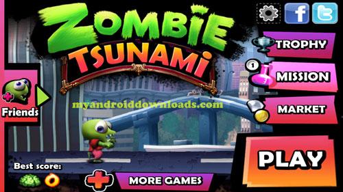 طريقة البدء باللعب في لعبة زومبي تسونامي العاب zombie tsunami تحميل لعبة زومبي تسونامي للاندرويد - تحميل لعبة zombie tsunami للاندرويد