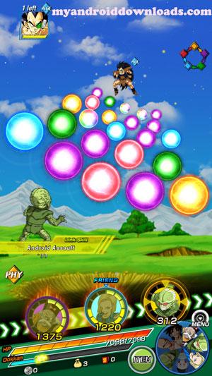 كيفية محاربة العدو تنزيل لعبة dragon ball z - تحميل لعبة دراغون بول للاندرويد