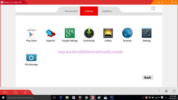 مجلد Sysfolder في تطبيق droid4x تحميل droid4x تنزيل برنامج لتشغيل تطبيقات الاندرويد على الكمبيوتر - تحميل برنامج droid4x للكمبيوتر