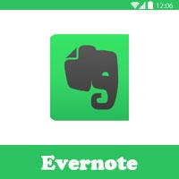 شرح برنامج evernote للاندرويد ما هو تطبيق evernote شرح برنامج ايفرنوت