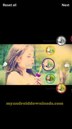 مؤثرات الفلاتر البصرية في برنامج flickr - شرح برنامج فلكر للاندرويد