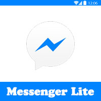 تحميل ماسنجر لايت للاندرويد fb Messenger Lite فيس بوك ماسنجر لايت