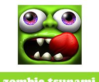تحميل لعبة zombie tsunami للاندرويد