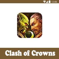 لعبة صراع الجبابرة للاندرويد Clash of Crowns صراع العمالقة