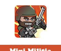 تحميل لعبة Mini Militia للاندرويد لعبة ميني ميليشيا اخر اصدار