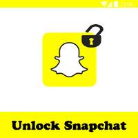 طريقة فك حظر السناب شات المؤقت والدائم Unlock Snapchat الغاء حظر سناب