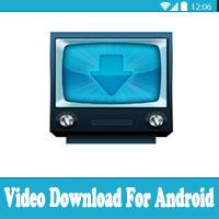 برنامج تنزيل فيديو للاندرويد AVD