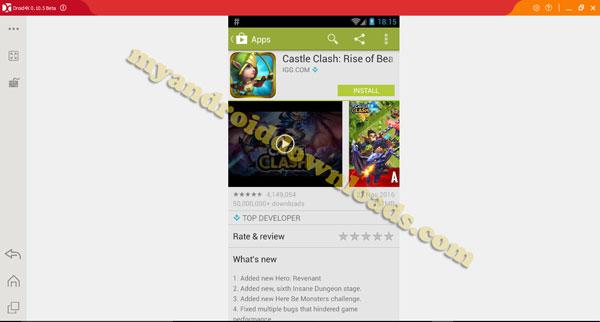 لعبة castle-clash للكمبيوتر تحميل لعبة كاستل كلاش على الكمبيوتر