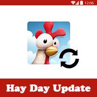 تحديث هاي داي الاخير 1.30.141 طريقة تحديث لعبة Hay Day الجديد