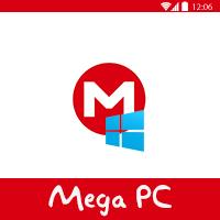 تحميل برنامج Mega للكمبيوتر تطبيق ميجا للتخزين mega download 2018
