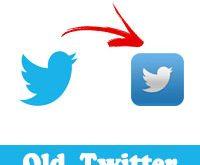 تحميل تويتر الاصدار القديم للاندرويد old twitter كيف ارجع اصدار تويتر القديم