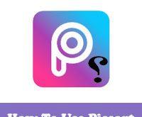 شرح برنامج picsart ما هو برنامج picsart تطبيق دمج الصور بيكس ارت