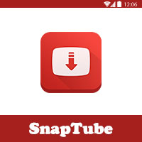 برنامج تنزيل فيديو من الانترنت snaptube