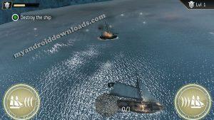 صورة بعد تنصيب لعبة Assassin's Creed للاندرويد