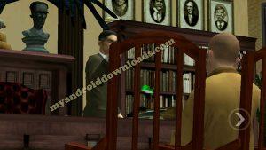 جيمي في غرفة الادارة بعد تحميل لعبة bully للاندرويد- تحميل لعبة شغب في مدارس لندن للاندرويد