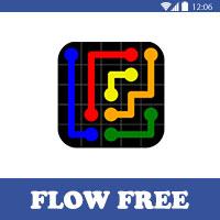 FLOW-FREE افضل العاب ذكاء للاندرويد