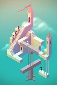 الاميرة إيدا في لعبة Monument Valley - افضل الالعاب المدفوعة للاندرويد تحميل العاب مدفوعه للاندرويد تحميل العاب مدفوعة للاندرويد تحميل العاب اندرويد مدفوعة