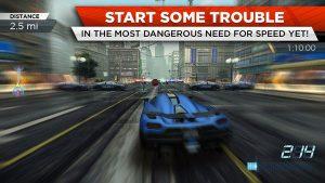 سباق السيارات في لعبة Need for speed - افضل الالعاب المدفوعة للاندرويد تحميل العاب مدفوعه للاندرويد تحميل العاب مدفوعة للاندرويد تحميل العاب اندرويد مدفوعة