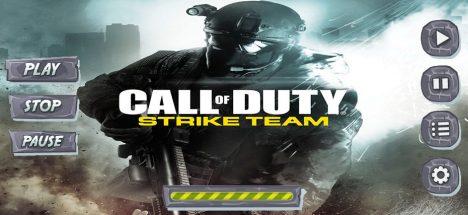 ِشرح لعبة call of duty strike team للاندرويد