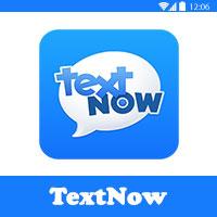 برنامج TextNow برنامج تفعيل رقم وهمي