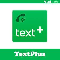 TextPlus برنامج لعمل رقم امريكي للاندرويد