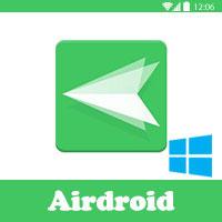 تحميل برنامج airdroid للكمبيوتر
