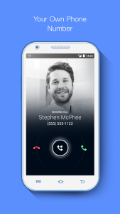 TextNow برنامج يعطيك رقم وهمي للواتس اب