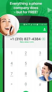 الحصول على رقم امريكي مجاني مع Textplus