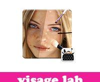 تحميل برنامج visage lab للاندرويد