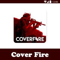 تحميل لعبة cover fire للاندرويد
