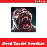 تحميل لعبة dead target للاندرويد