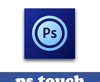 تحميل برنامج ps touch للاندرويد