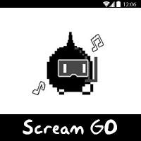 تحميل لعبة Scream Go لعبة الصراخ للاندرويد apk برابط مباشر بعد حذفها من المتجر