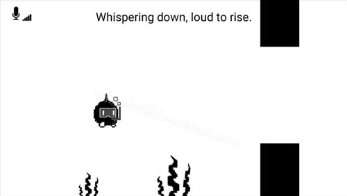 نمط السابحة في لعبة سكريم قو scream go android game - scream go apk download