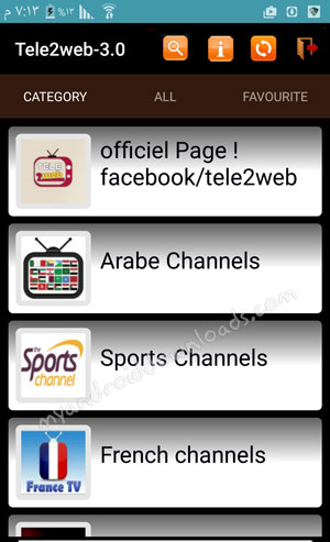tele2web 3.0
