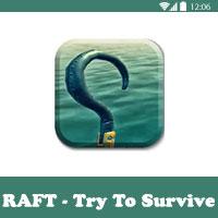تحميل لعبة raft للاندرويد