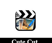 تحميل برنامج cute cut للاندرويد