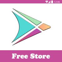 تنزيل برنامج Free Store للاندرويد