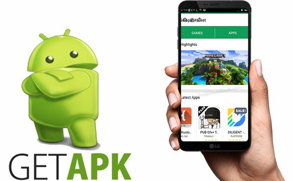 تحميل برنامج getapk market للاندرويد 2018 للحصول على كافة العاب وتطبيقات الاندرويد