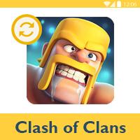 تحديث لعبة كلاش اوف كلانس الجديد 2017 apk تحميل مباشر clash of clans 9.105.9