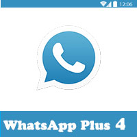 تحميل واتساب بلس 4 اخر اصدار Whatsapp+4 واتس اب بلس فور 4 نسخ
