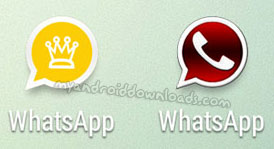 صورة بعد تحميل واتس اب بلس رقمين Whatsapp+2