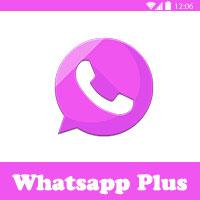 تحميل واتس اب وردي للاندرويد 2017 Whatsapp Plus Pink واتس اب بلس زهري