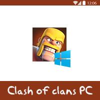 تحميل لعبة كلاش اوف كلانس للكمبيوتر Clash of Clans Computer مجانا 2019
