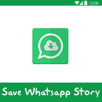 تحميل برنامج حفظ ستوري الواتس اب Whatsapp Status Saver 2018