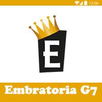 تحميل برنامج الامبراطورية g7 للاندرويد اخر اصدار Embratotia لمشاهدة بين سبورت