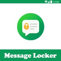 تحميل برنامج قفل واتس اب برقم سري ونمط مجانا للاندرويد 2018 SMS lock