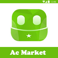تحميل برنامج Ac Market للاندرويد شبيه جوجل بلاي للحصول على التطبيقات المدفوعة مجانا